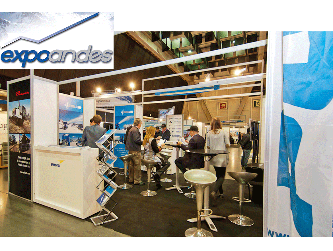 EXPO ANDES: Premier Mountain Trade Show for Mountain Industry in South America