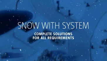 "Neues 3D-Video ""Snow with system"""