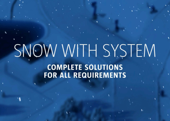 "Nuovo video 3D ""Snow with system"""