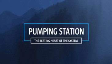 Welcome to our world - Pumping station